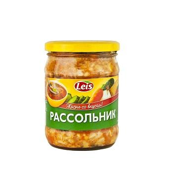 Leis Polévka Rassolnik s kyselými okurkani 480g