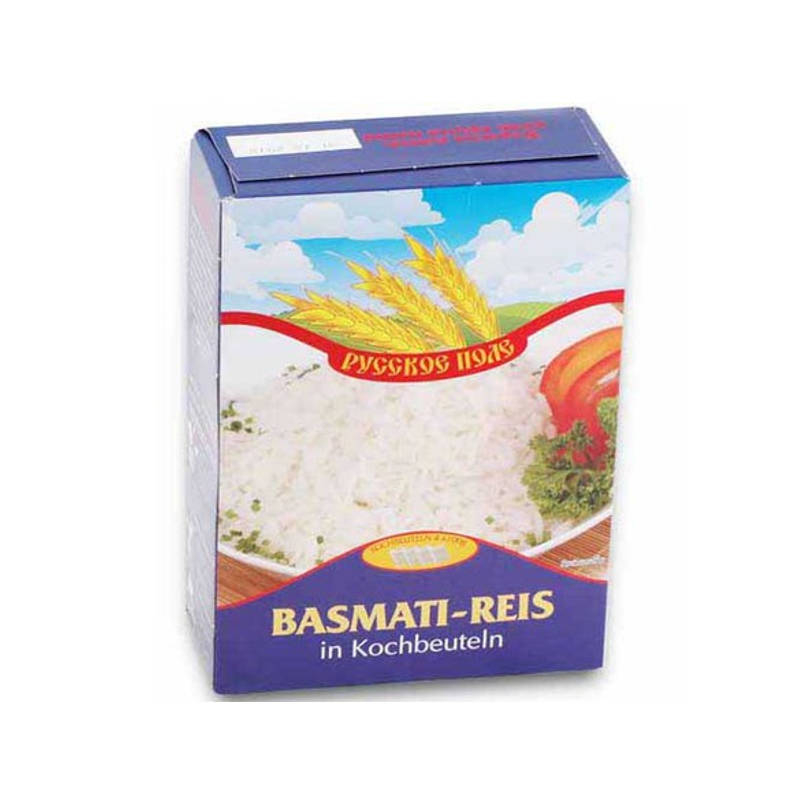 Ruskoje Pole Basmati rýže 400g