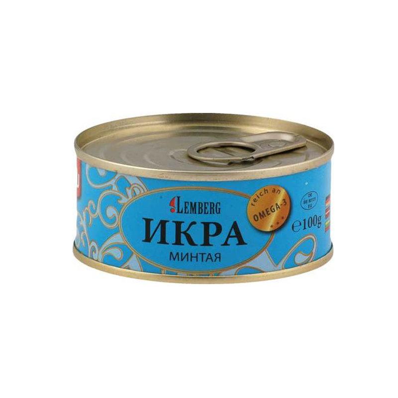 Lemberg kaviár z Pollock 100g