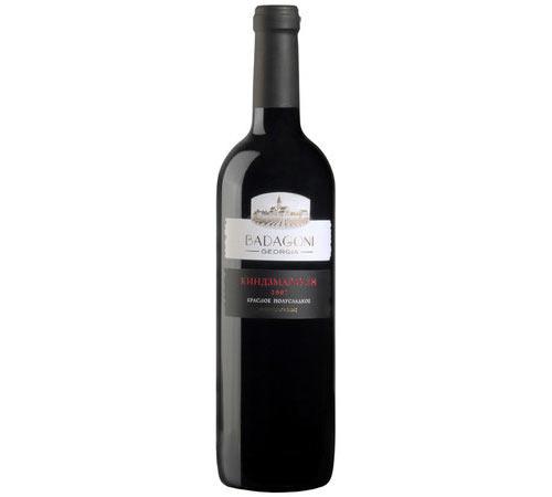 Badagoni Kindzmarauli - víno červené 0,75l