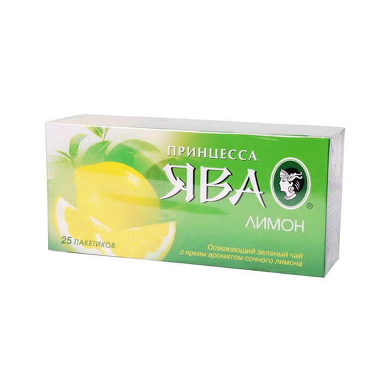 Princezna Jáva Čaj citronový 37,5g