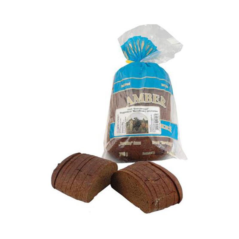 Amber Chléb Borodinskyj krájený mražený 700g