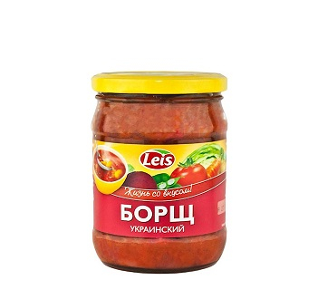 Leis Polévka Boršč s fazolemi 480g