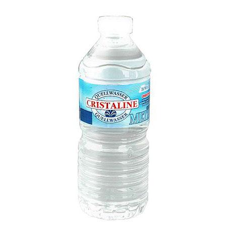 Kristaline Mineralní voda neperliva 0,5l