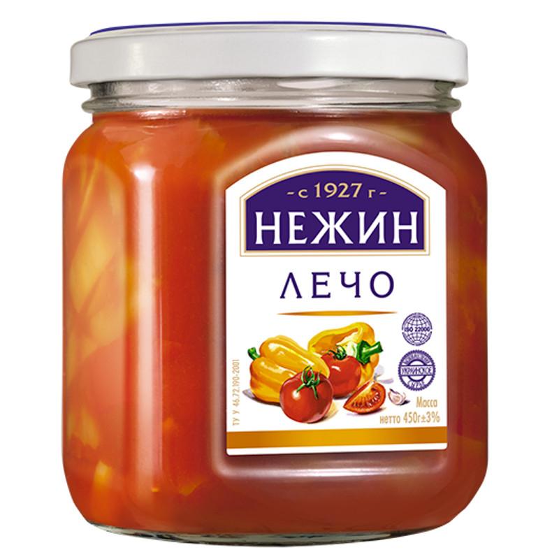 Nizhyn Lečo 450g