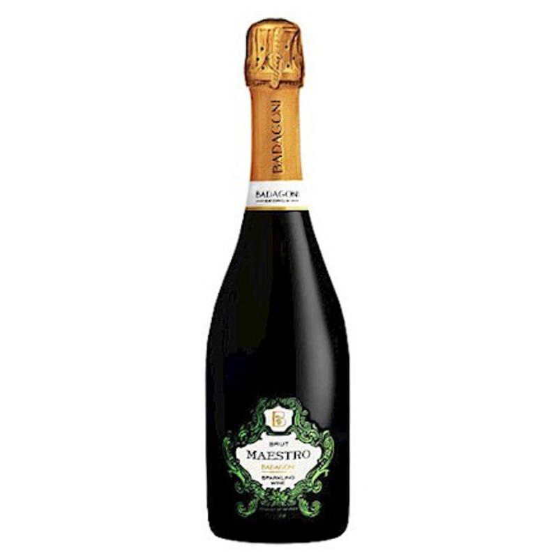 Badagoni Sekt Maestro Brut - víno bílé 0,75L
