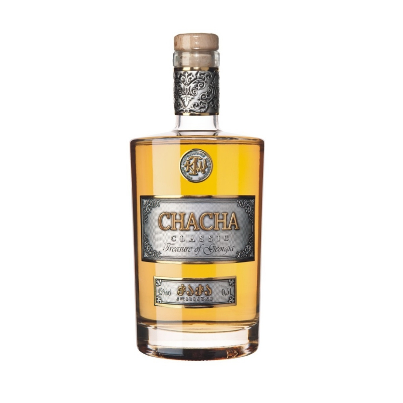 Vodka Čača Premium 0,5l