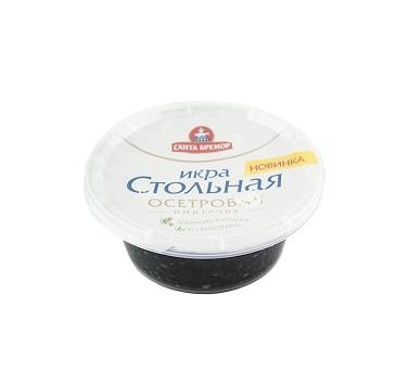 Kaviar-imitace z Jesetera Stolnaya 110g