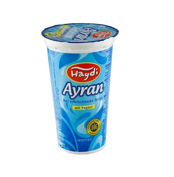 Haydi Ayran jogurtový nápoj 250ml